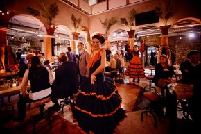 Traditional Flamenco