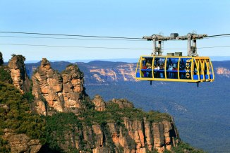 3 Sisters in the Blue Mountains, Sydney