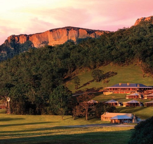 Wolgan Valley, The Blue Mountains, Sydney