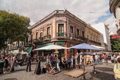 Buenos Aires, San Telmo Neighborhood