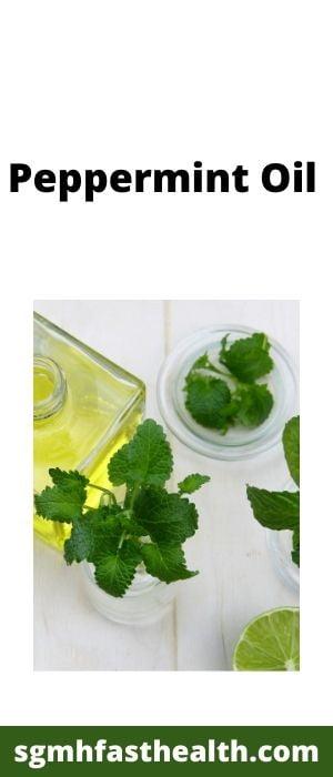 pepemint oil