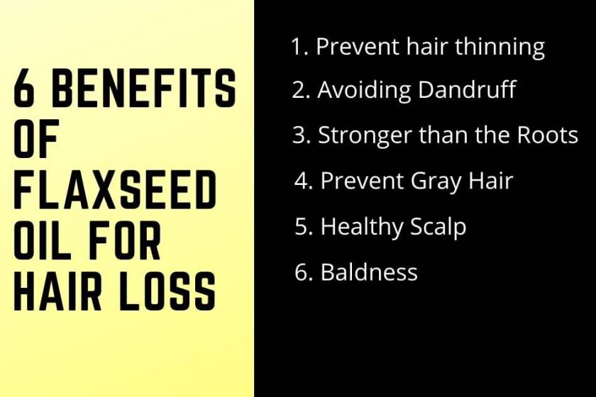 Flaxseed Oil For Hair