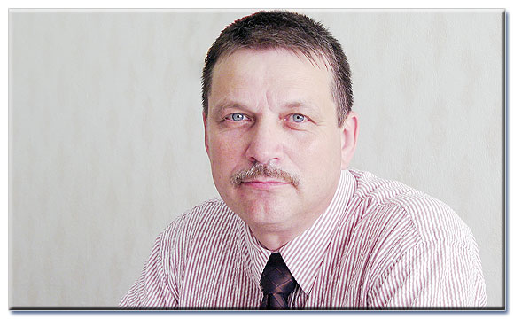 Dean of Foreign Faculty: Mr. M.Y.Dyakov