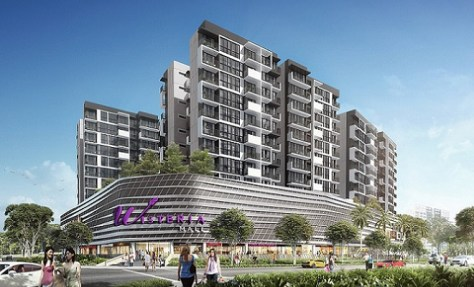 The Wisteria Yishun Ave 4 - New Launch Mixed Developement