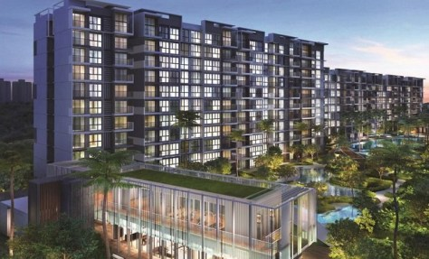 The Visionaire EC New Launch Canberra Drive Sembawang