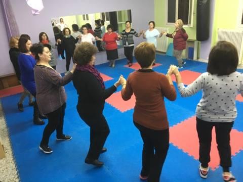 Μαθήματα χορού – Φωτογραφικό υλικό