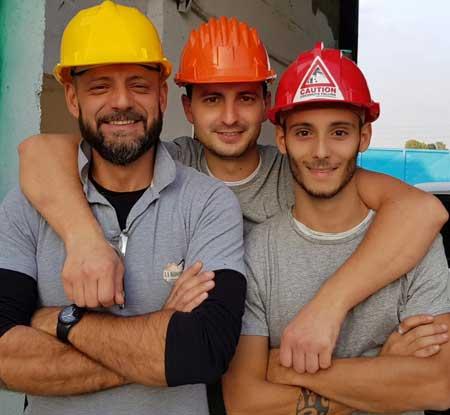Sgomberi Staff 4