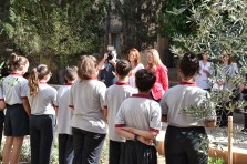 Marigold Foundation - Visit by Ms Michelle Muscat