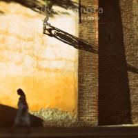 Italian woman walking
