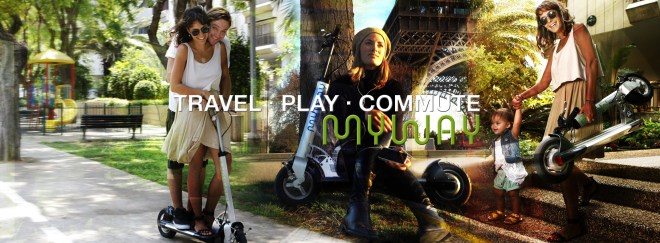 Myway E-Scooter Community