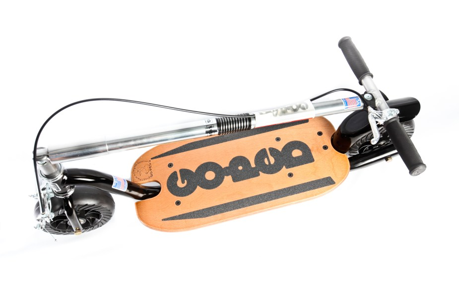 GoPed kick scooter