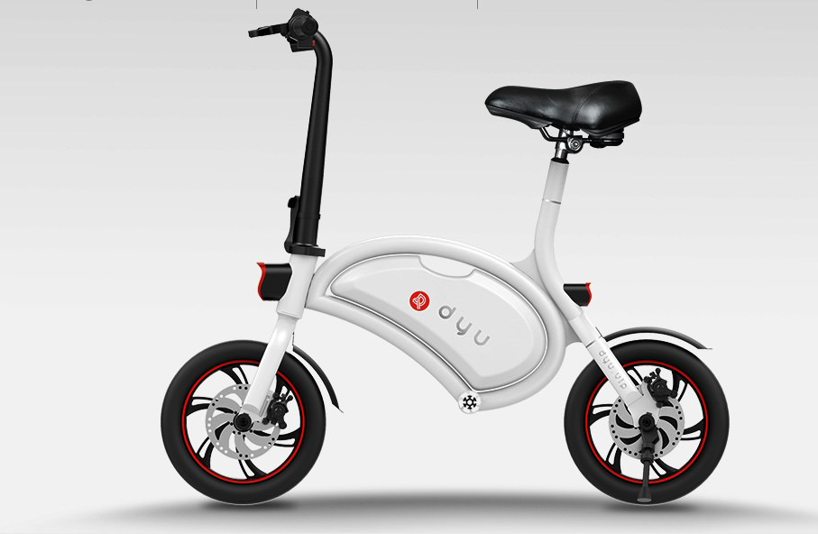 DYU Seated Electric Scooter 4