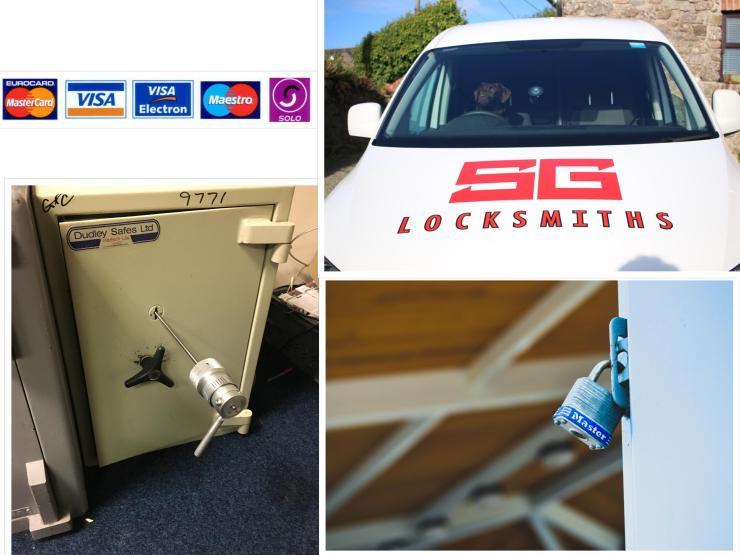 Locksmiths in Swansea. Safe Engineers. CCTV installer