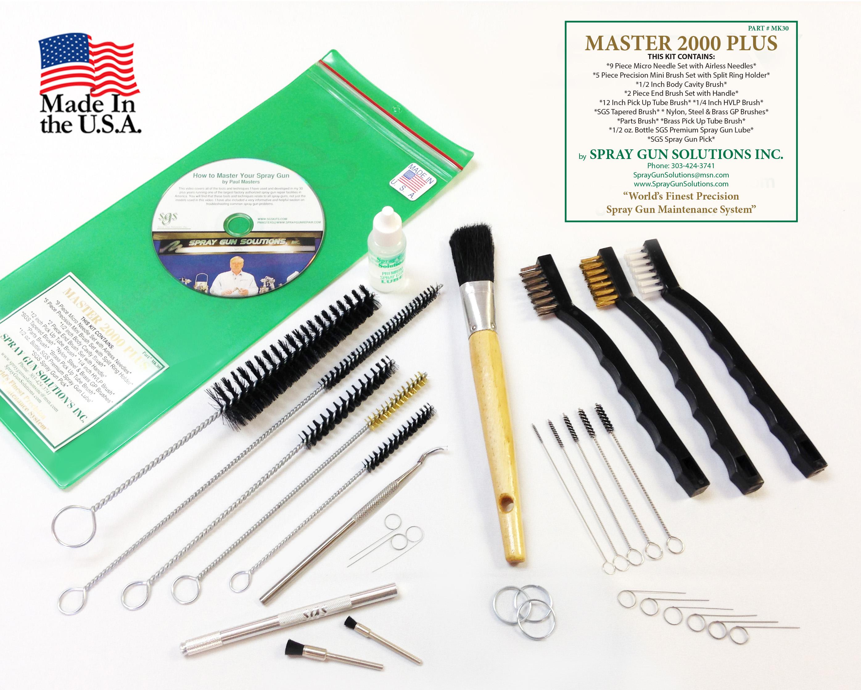 Master 2000 Plus - $54 99 - Spray Gun Solutions