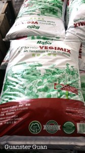 Customize soil mixes