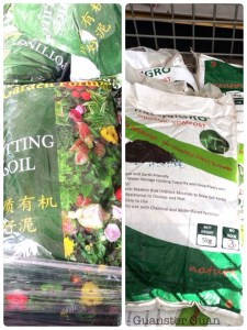 Customize soil mix