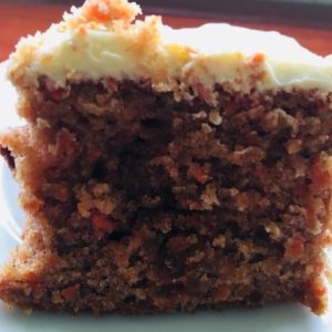 Moist Carrot Cake Growing Strawberries And Other Cool Stuff In
