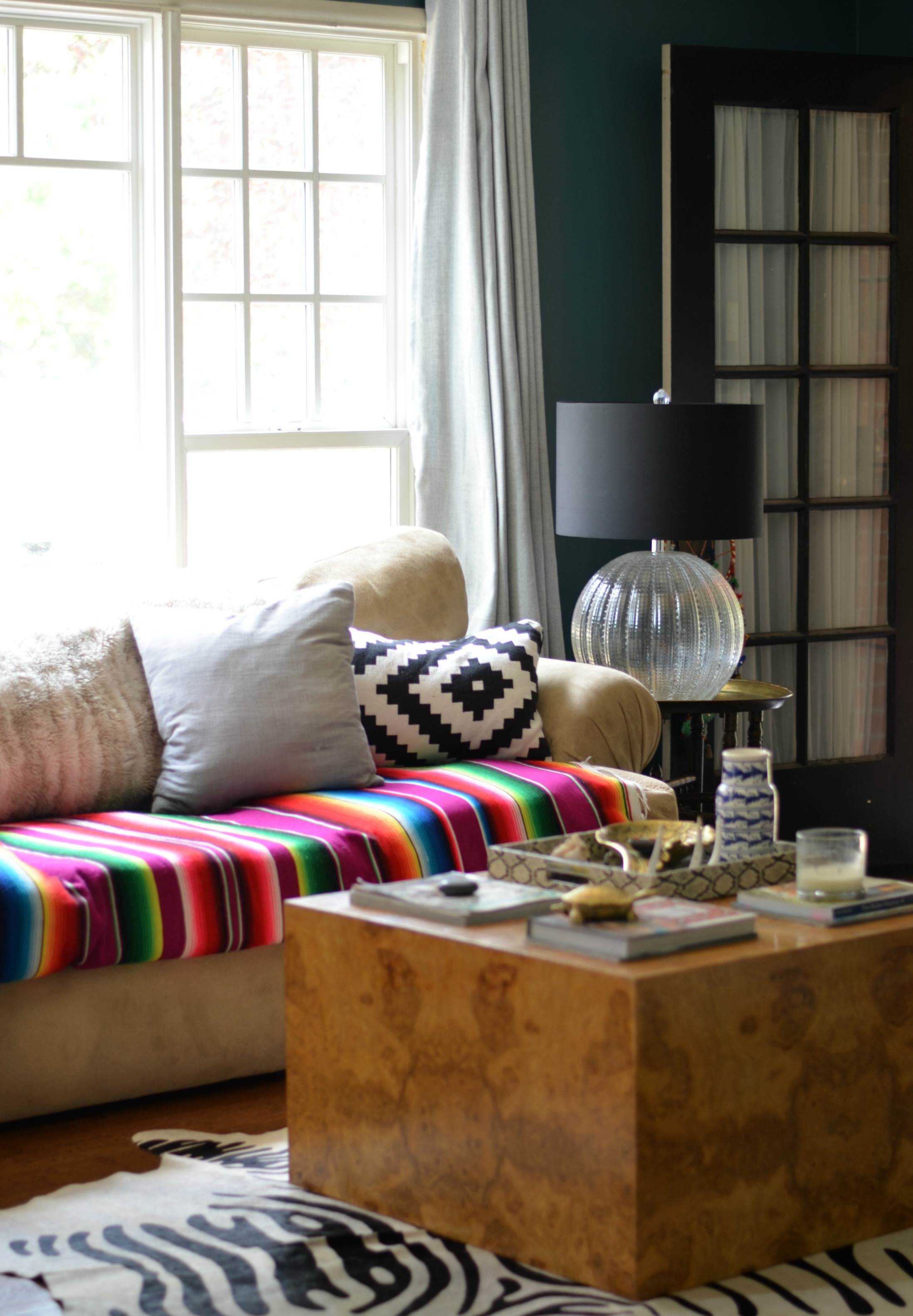 The Great Sofa Debate | SG Style