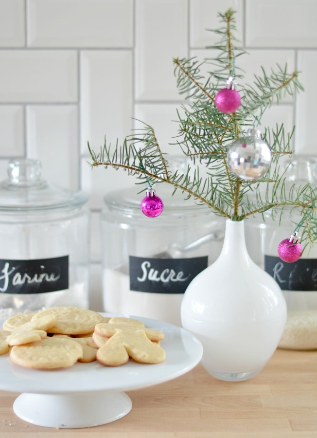 cookies and tree