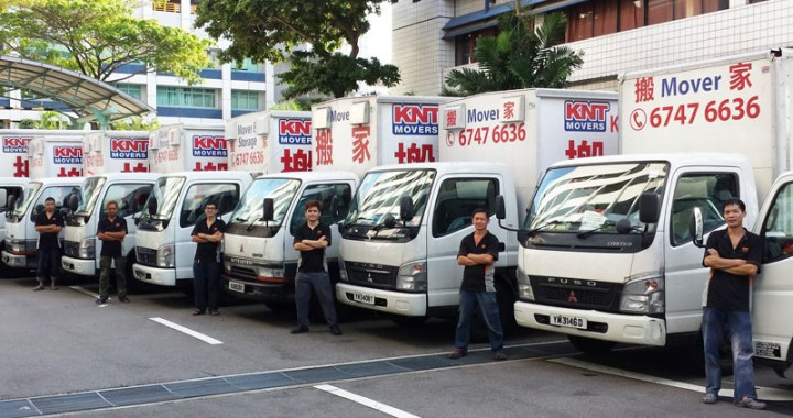 KNT Movers Singapore