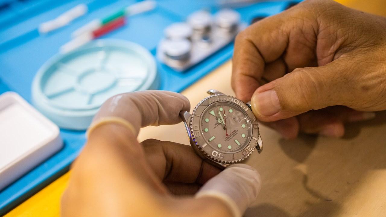 Global Watch Service Centre Pte Ltd