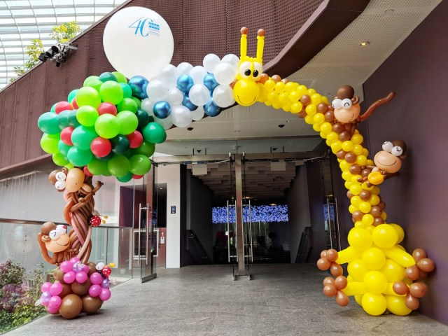 Top 10 Best Balloon Decoration Companies in Singapore