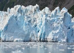 Alaska: il surprise glacier nell'Harriman Fjord
