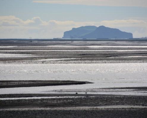 Islanda: panorama del sandar