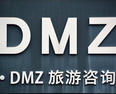 Confine tra Nord e Sud Corea: Dmz
