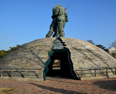 Monumento War memorial