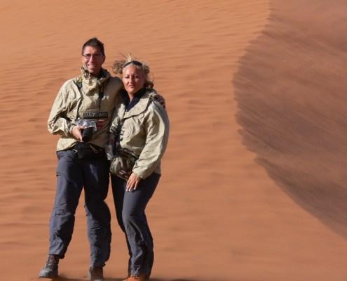 Namibia: Francy e Ricky