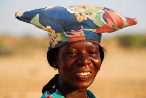 Namibia: donna Herero