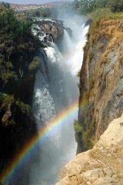 Namibia: Epupa Falls.