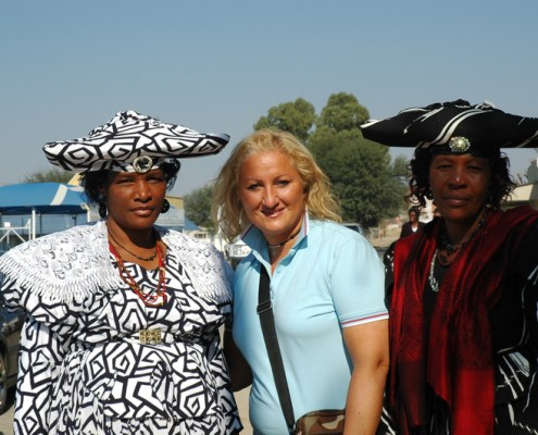 Namibia: Donne Herero.