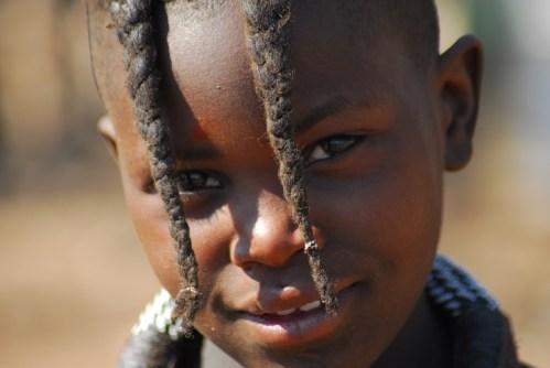 Namibia: ragazzo Himba.