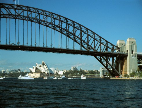 Australia: Sidney Harbour Bridge