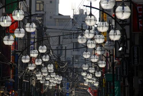 Tokyo-lights