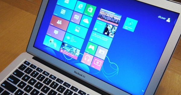 Install and Run Windows in Mac