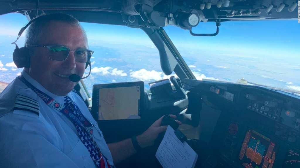US Airline Pilot