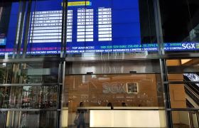 SGX stocks