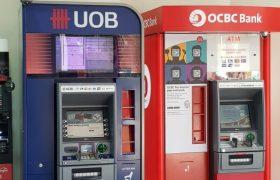 OCBC share price
