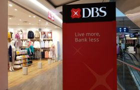 DBS Group share price