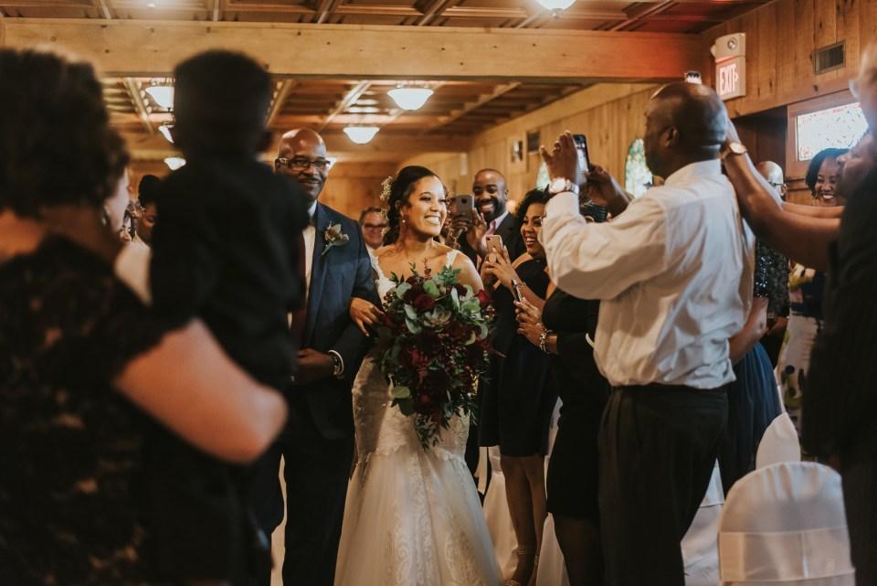 kings mills wedding