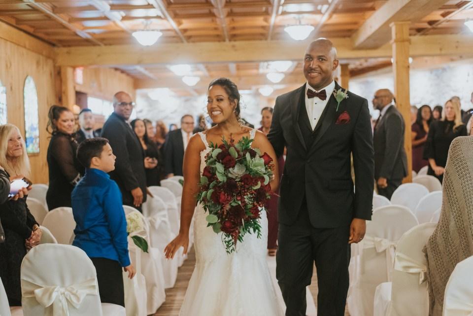 kings mills wedding photography