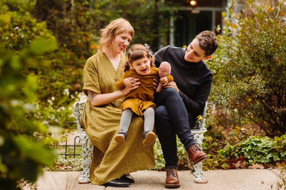 philly lgbtq family photographer