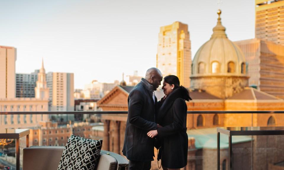 philadelphia proposal at the logan hotel