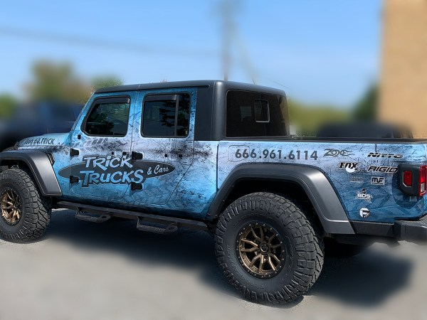 Vehicle_wrap Design