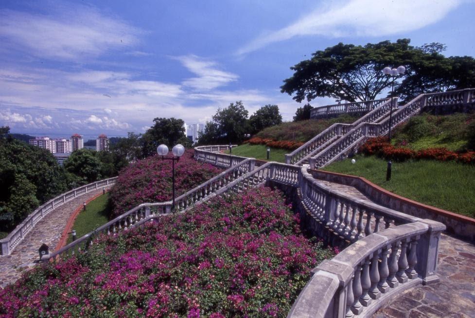 Telok Blangah Hill