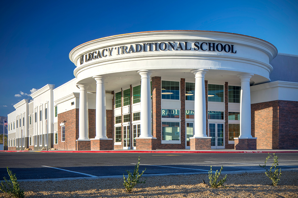 Legacy Traditional School North Valley SH Architecture