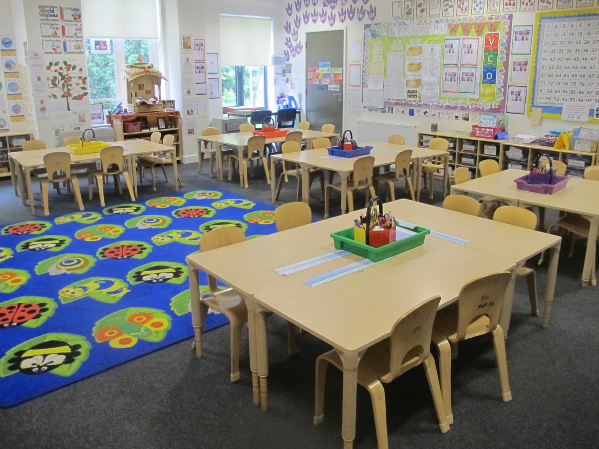 Classrooms At Avanti House Primary School For Hire In